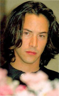 Oh that hair, his eyes!