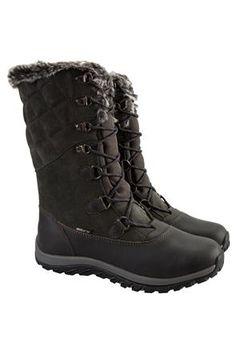 8e9cb585a53 Vostock Womens Snow Boots Apres Ski Boots