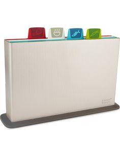 JOSEPH JOSEPH - Index chopping board set | Selfridges.com