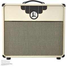 TOP HAT Club Royale 20w 1x12 Combo - Ivory with Empire Styling B-Stock | The Club Series, TopHat's best selling Class-A guitar amplifiers provide an affordable alternative for today's small club players. The Club Royale TC-CR1 and Super Club Deluxe are single channel, 1x12, Class-A combos that offer the same incredible, rich tone that their big brothers in a more compact 20-watt version. Great for recording or small clubs. | Chicago Music Exchange