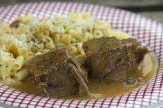 Όλα τα τεχνικά μυστικά για να φτιάξετε ριγανάτο - λεμονάτο κρέας με εκπληκτική δεμένη σάλτσα γεμάτη γεύση και εντάσεις