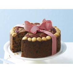 Boiled fruit cake recipe - By Australian Women's Weekly, This dense, plump boiled fruit cake is stunning, delicious, and feeds a large crowd. A classic recipe from the Australian Women's Weekly