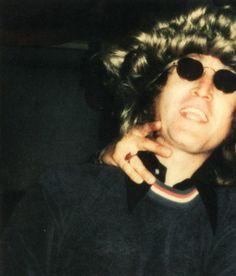 John being John