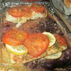 Tomato-Topped Cod Recipe