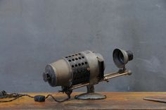 Vintage Victor Projection Light : Factory 20