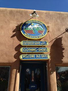 Taos's only fully equipped mountain shop, offering friendly, expert assistance and the latest in outdoor gear and clothing for hiking, camping, backpacking, rock-climbing, snow-shoeing and cross-country skiing.  We also provide maps, guidebooks, and advice on trails and excursions to suit your needs.
