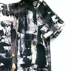 Gold Double Pendant Necklace   JQ Vancouver   Women's Fashion