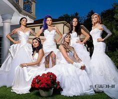 Beatif brides