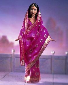 ** Barbie Dolls Of The World * Princess Of India Princesa ** - R$ 180,00 no MercadoLivre