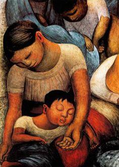 Candido Portinari  (Candido Torquato Portinari, 1903 - 1962, brasileiro).