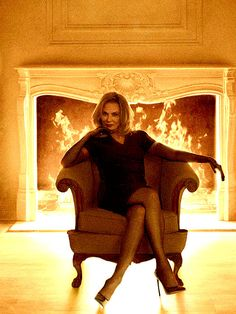 My new fave! Jessica Lange as Fiona Goode in American Horror Story: Coven