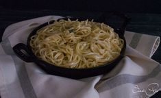 Gorgonzola Zitronen Pasta - SweetPie