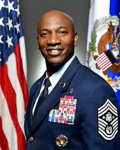 Chief Master Sergeant of the Air Force Kaleth O. American Veterans, American Soldiers, American Freedom, American Pride, Mentor Program, Army Sergeant, Master Sergeant, Black History Facts, Military Veterans