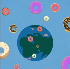 Yes, America's hole-punched, glazed version is one of the most popular takes on the doughnut, but that doesn't make it the best.