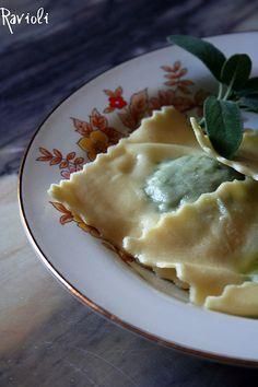 La cucina di Nonna Menna: i ravioli maremmani