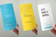 Bundle - Trifold Brochures - 3 in 1 by bouncy on Creative Market 3 Fold Brochure, Business Brochure, Business Card Logo, Brochure Template, Creative Flyer Design, Creative Flyers, Creative Business, Pencil Illustration, Paint Markers