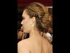 Peinado de Jessica Alba-pedido por much@s de vosotr@s