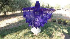 Ravelry: Butterfly Shawl pattern by Kristi Zemas