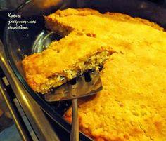 Πρασοτυρόπιτα με εύκολο σπιτικό φύλλο (VIDEO) - cretangastronomy.gr Pie Recipes, Health Fitness, Desserts, Food, Tailgate Desserts, Deserts, Essen, Postres, Meals