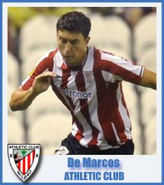 Oscar de Marcos - Athletic Club de Bilbao - Forward