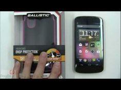 #LG Nexus 4 #Ballistic SG Review @DayDeal_com