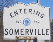 "Somerville was named #5 of the top ten ""most generous cities"" by Project Bread – The Walk for Hunger."