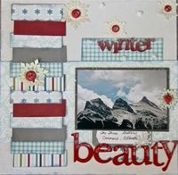 A Project by scrapperleeanne from our Scrapbooking Gallery originally submitted 01/15/12 at 02:04 PM
