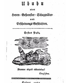 Witchcraft literature collected by Czech lawyer (Geyser, G. A.: Uhuhu..., Erfurt 1785, sig. 72 K 82) http://www.manuscriptorium.com/apps/index.php?direct=record&pid=AIPGGL-NKCR__72K000082P1_2C9LUT0-cs …