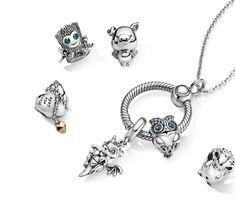 Pandora 2019 Autumn Collection - The Art of Pandora Pandora Beads, Pandora Bracelet Charms, Pandora Jewelry, Charm Jewelry, Charm Bracelets, Jewellery Uk, Vintage Jewellery, Antique Jewelry, Earrings