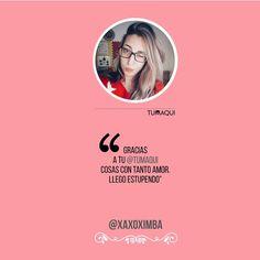 @xaxoximba se unió a este movimiento de belleza y compartió su experiencia con nosotros a través de sus redes sociales. - Gracias @tumaqui por envolver las cosas con tanto amor. Llegó todo estupendo. Próximamente más fotos. - #experienciatumaqui #makeuplover #lifestyle