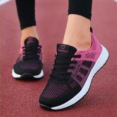 Boty - Dámské oblečení - Móda | PoštovnéZDARMA.cz New Sneakers, Casual Sneakers, Casual Shoes, Sneakers Women, Tenis Casual, Workout Shoes, Fashion Flats, Airsoft, Ebay