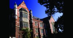 Victoria University Kelburn campus - Study in Wellington, New Zealand