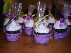 purple and green baby shower decorations. Washcloth cupcakes that I made for table decorations at my daughter s baby  shower Once again the purple and green colors match nursery princess frog cake ideas Can Do Cakes Baby Shower Frog