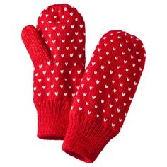 little hearts to keep hands warm this winter