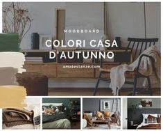 Colori per la casa d'autunno Interior Design, Home Decor, Houses, Nest Design, Decoration Home, Home Interior Design, Room Decor, Interior Designing, Interiors