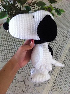 Snoopy on Ravelry