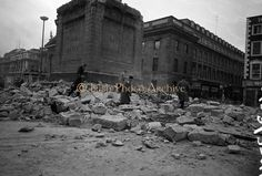 Destruction Destruction, Dublin, 1960s, Louvre, Building, Travel, Viajes, Buildings, Sixties Fashion