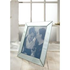 Fifth Avenue Crystal Mirror Picture Frame