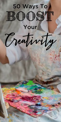 Have you ever wondered if there are creative things to do when you don't feel creative? Maybe creativity feels like something you weren't born with? Guess what? You can still explore your creativity and do creative things! http://www.themidlifemamas.com