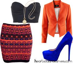 """""""Feeling Tribal"""" by adoremycurves ❤ liked on Polyvore"""
