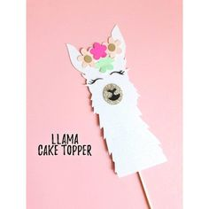⭐BEST SELLER⭐ LLAMA Theme Cake Topper + Centerpiece Our handmade llama is perfect for a fiesta or llama themed party! Alpacas, Llama Birthday, Fiesta Party, 2nd Birthday Parties, Birthday Decorations, Party Time, First Birthdays, Cake Toppers, Party Supplies