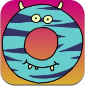App of the Week-Little Digits (iPad, iOS 5.0+): This app takes the concept of counting with fingers and applies it to an iPad.  Children learn basic math skills by using their fingers on the iPad.  Touch the surface with 2 fingers and the number 2 will appear.  With this app: count up to 10, learn number order, count backwards, and solve basic addition and subtraction problems with the help of your fingers.