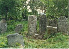 Old Cemetery File: old jewish