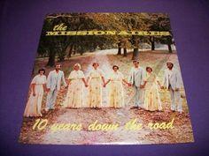 "The Missionaires - 10 Years Down The Road - Rare 12"" Vinyl LP - Baldwin CS8349"