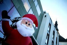 """26. November 2014: """"Weihnachten kommt bald -"""" Mehr Bilder auf: http://www.nachrichten.at/nachrichten/fotogalerien/weihbolds_fotoblog/ (Bild: Weihbold)"""