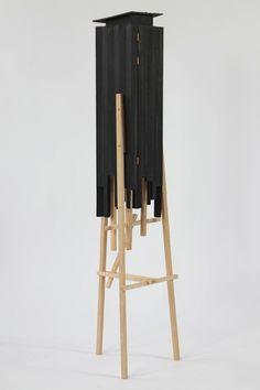 Studio Furniture, Furniture Design, David Gates, Sun House, Metal Art Sculpture, Japanese Woodworking, Sideboard Cabinet, Light Project, Sustainable Design