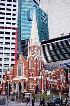 Brisbane... Old & New  [repined by sundry.com.au] #CarpetCleaning #Brisbane #CarpetCleaningBrisbane #RugCleaningBrisbane