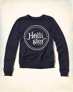 Sweatshirt from Hollister