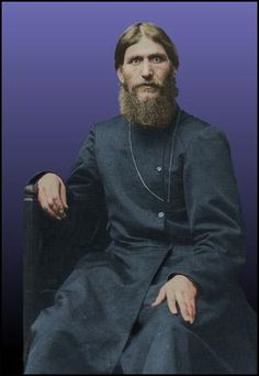 Rasputin served Empress Alexandra as a link into the supernatural world, her mind and bedchamber! Dangerous, sexually volatile and manipulative and many say a genius. If he was alive today he would have Hollywood at his feet!