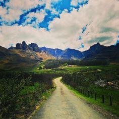 Drakensburg gardens, KZN, South Africa